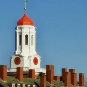 For Next Harvard President, Bet on a Scientist
