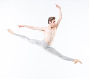 Alec Roberts by Aleksander Antonijevic; courtesy of National Ballet of Canada