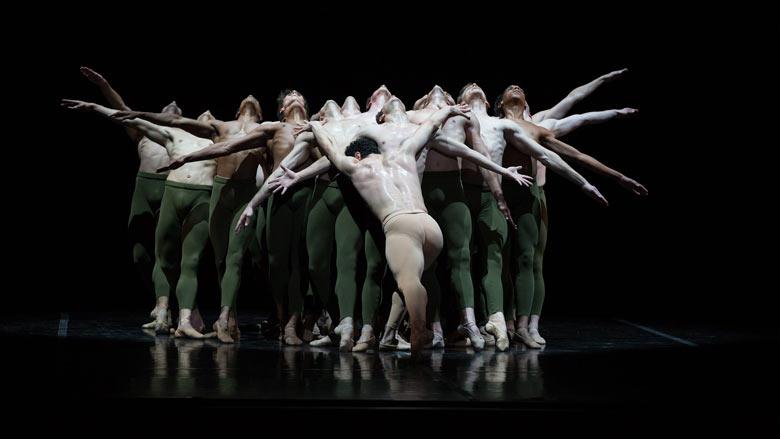 Boston Ballet in John Neumeier's Third Symphony of Gustav Mahler; Photo by Rosalie O'Connor, courtesy of Boston Ballet