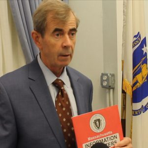 Bill Galvin Explains Opposition To Proposed Voter ID Ballot Initiative