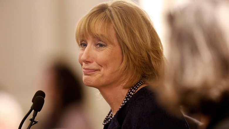 New Hampshire Gov. Maggie Hassan (AP)