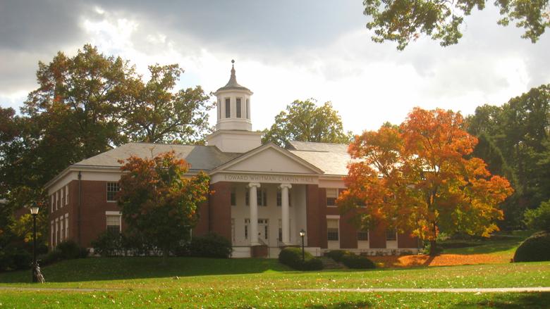 1. Amherst College