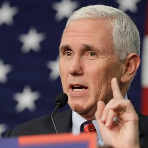 Pence: 'The American People Should Be Celebrating the Peaceful Transition of Power'