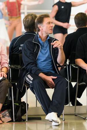 Choreographer Ivan Liška; photo by Liza Voll, courtesy of Boston Ballet