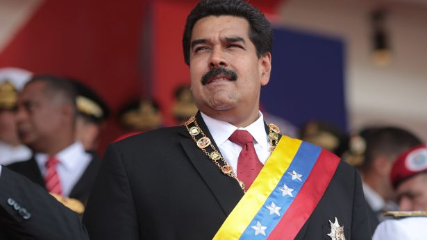 President Nicolas Maduro, courtesy of Wikimedia Commons