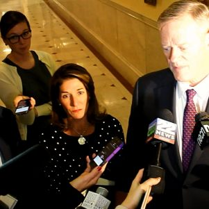 Baker, Beacon Hill leaders, weigh potential marijuana regulations in wake of pot law's passage