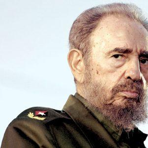 College students in the nation's capital prefer Fidel Castro to Trump