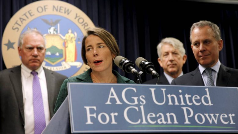 AG Healey loses appeal, must appear in Texas to answer