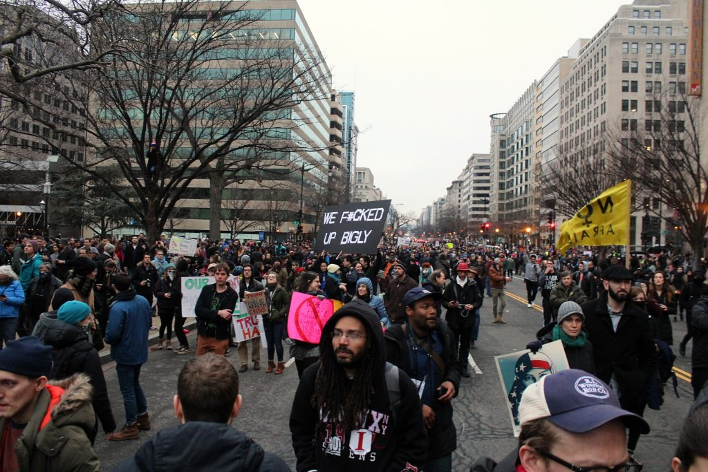 2017-01-20 Inauguration Protest 03