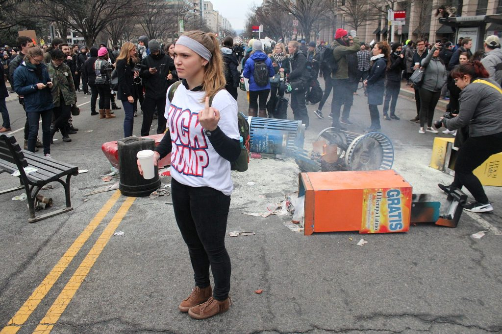 2017-01-20 Inauguration Protest 09