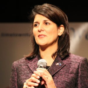 Haley: Abstention From UN Resolution Condemning Israel Was a 'Terrible Mistake'