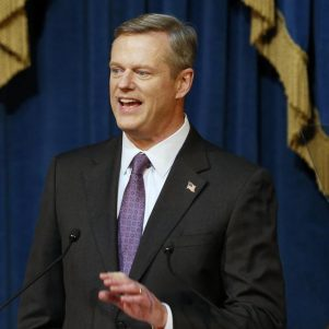 TRANSCRIPT: Gov. Charlie Baker's State of the Commonwealth Address
