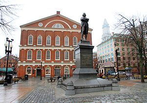 We Are Not Going To Change the Name of Faneuil Hall