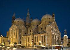 St. Anthony's Basilica in Padua, Italy Photo — JPRG — Saved Wednesday 1-18-2017