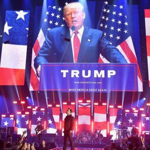 Can U2 Save America from Donald Trump?