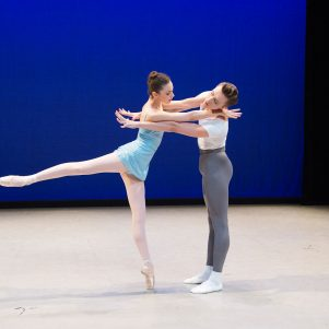 BB@home 2017 to feature William Forsythe, Boston Ballet II
