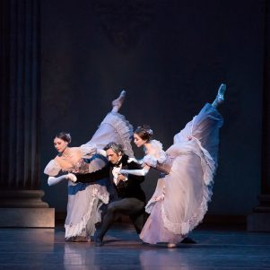 Boston Ballet Gives Two Performers Mid-Season Promotions