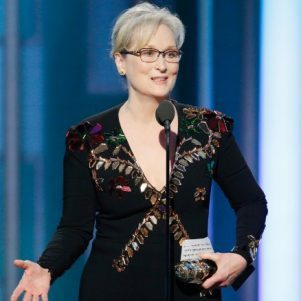 Meryl Streep and the Delusion of Hollywood