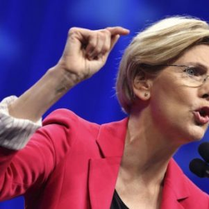 Elizabeth Warren:  A Great Way To Get Ready For Lent