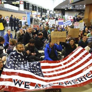 Seattle Federal Judge Blocks Travel-Ban Nationwide, For Now
