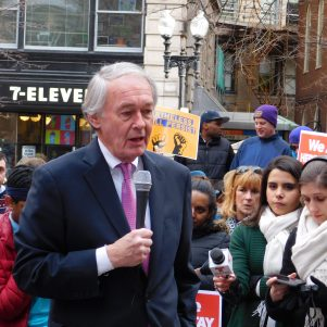 What's the Difference Between Ed Markey and Donald Trump?