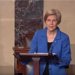 GOP Silencing of Senator Warren Means Big Campaign Bucks, Publicity