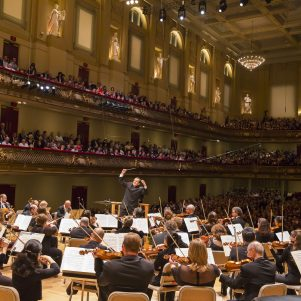Boston Symphony Celebrates 9th Grammy Award