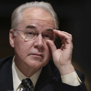 Trump's Health Secretary Confirmed Narrowly for Cabinet