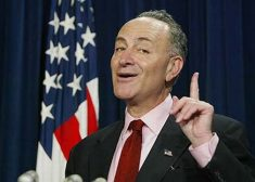 Chuck Schumer Photo — Saved Thursday 3-9-2017