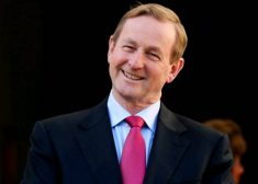 Enda Kenny Photo