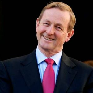 Ireland Leader:  U.S. Needs Immigration Fix