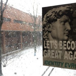 UMass-Boston Admins Say White Supremacist Posters Have Popped Up On Campus