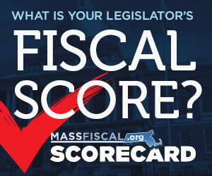 What is your legislator's fiscal score?