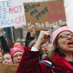 Getting To Know The Muscle Behind The Women's Strike