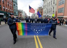 Parade Photo — OUTVETS — St. Patrick's Day Parade — Saved Wednesday 3-8-2017