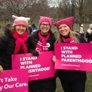 De-Funding Planned Parenthood 'Reckless,' Mayor Walsh Says At Rally on Boston Common