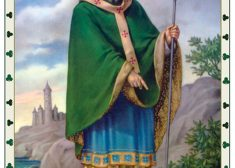 St. Patrick Image — Saved Wednesday 3-15-2017
