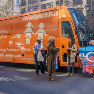 Follow the Bus … With New Boston Post