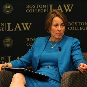 AG Healey Answers Some Questions, Not Others on Gun Directive