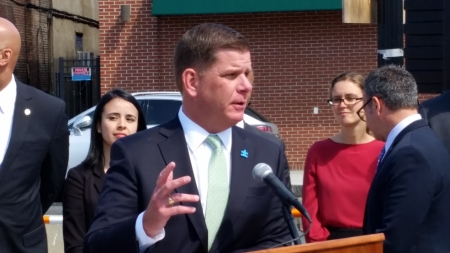 The Dorchester Reporter Includes 44-Page Insert Dedicated To Marty Walsh Praise