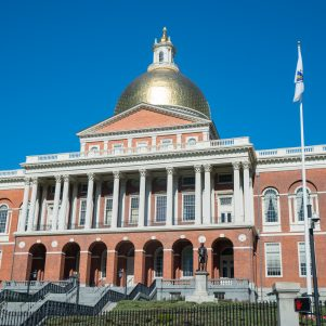 Massachusetts House of Representatives:  A Farce in Two Acts