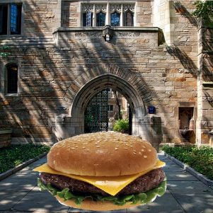 Yale Grad Students Conduct Hunger Strike In Between Meals