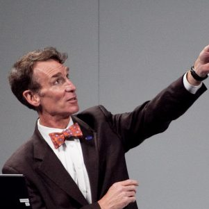 Bill Nye the Science Guy Touts Planned Parenthood As Antidote To Overpopulation