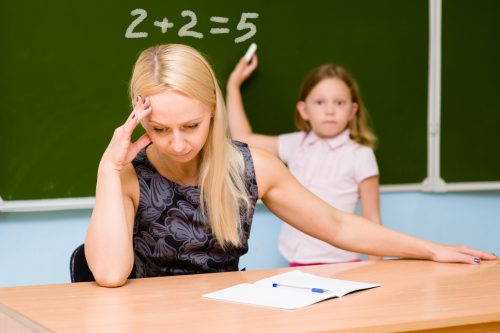 How Common Core Is Destroying Training of Teachers