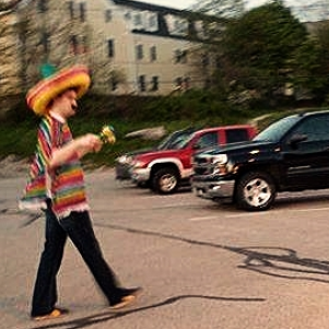 University of New Hampshire Student Activists Demand Local Businesses Stop Selling Ponchos And Sombreros