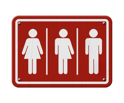 Sexual orientation changeable sign
