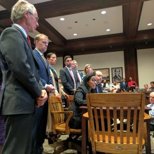 Sanctuary State Bill Draws Raucous Crowd On Beacon Hill