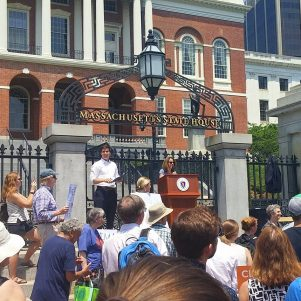 Sierra Club Director Rains On Charlie Baker's Climate Change Parade