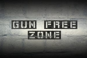 Gun free zones don't work