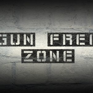 Are You Dumb Enough To Believe 'Gun Free Zones' Work?